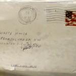 Ricin Envelope
